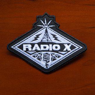 Parche Radio X