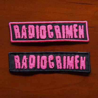 Parche Radiocrimen
